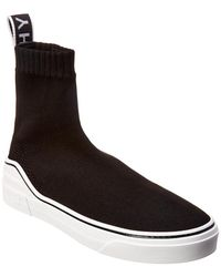 Givenchy - Knitted Mid Sneaker - Lyst
