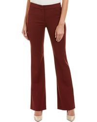 ESCADA - Wool-blend Pant - Lyst