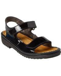 Naot - Karenna Patent Sandal - Lyst
