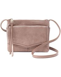 Hobo - Amble Leather Crossbody - Lyst