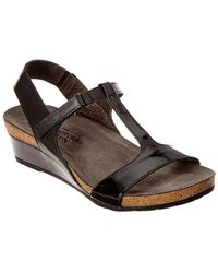 Naot - Unicorn Leather Sandal - Lyst