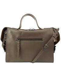 Kooba - Bristol Leather Satchel - Lyst