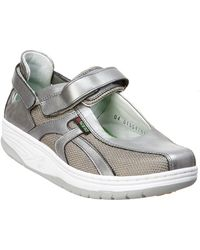 Mephisto - Sano By Excess Leather Walking Shoe - Lyst