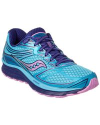 Saucony - Women's Guide 9 Running Shoe - Lyst