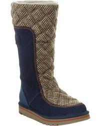 Sorel - Women's Newbie Suede Tall Boot - Lyst