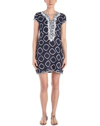 Sulu Collection - Alex Hand-embroidered Dress - Lyst