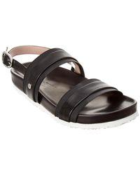 Taryn Rose - Collection Sandra Leather Sandal - Lyst