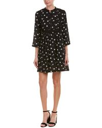 Romeo and Juliet Couture - Printed A-line Dress - Lyst