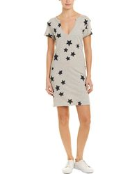 Pam & Gela - Star Print Shift Dress - Lyst