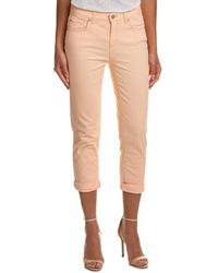 Jones New York - Capri Denim Pant - Lyst