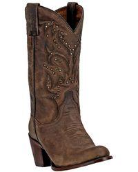 Dan Post - Women's Melba Leather Boot - Lyst