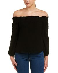 The Hanger - Off-the-shoulder Top - Lyst