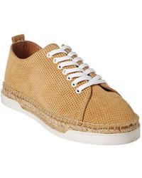 Andre Assous - Shawn Suede Sneaker - Lyst