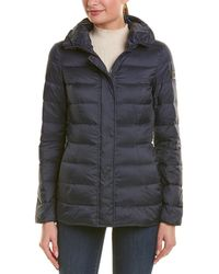Peuterey - Flagstaff Mq Down Jacket - Lyst