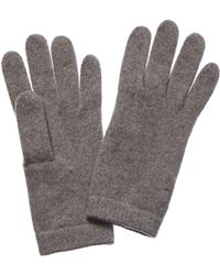 Portolano - Women's Cashmere Gloves - Lyst
