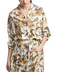 Zadig & Voltaire - Tink Camouflage Camisole - Lyst