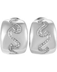 Heritage Van Cleef & Arpels - Van Cleef & Arpels 18k 0.90 Ct. Tw. Diamond Drop Earrings - Lyst