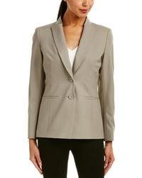 Lafayette 148 New York - Tamia Wool-blend Jacket - Lyst