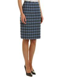 Tahari - Tahari Asl Pencil Skirt - Lyst