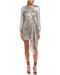 Bardot - Shimmer Sheath Dress - Lyst