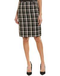 Tahari - Tahari Asl Skirt - Lyst