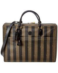 0bd73d51d34 Fendi Pequin   Fendi Pequin Bag on Lyst.com