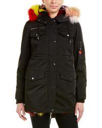 Jocelyn - Cargo Wool-blend Coat - Lyst
