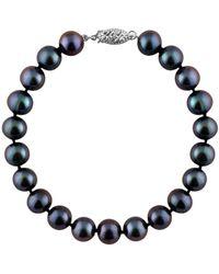Splendid - 14k 9-9.5mm Freshwater Pearl Strand Bracelet - Lyst