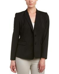 Lafayette 148 New York - Petite Blake Wool-blend Jacket - Lyst