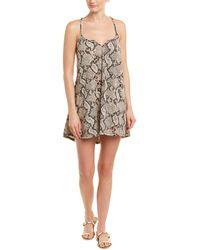 Debbie Katz - Maconda Cover-up Dress - Lyst