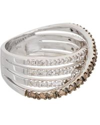 Effy - Fine Jewelry 14k 0.65 Ct. Tw. Diamond Ring - Lyst