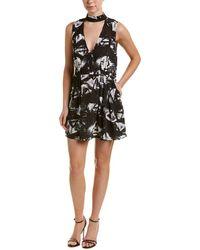 Dolce Vita - Choker Shift Dress - Lyst
