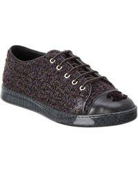 Chanel - Tweed Sneaker - Lyst