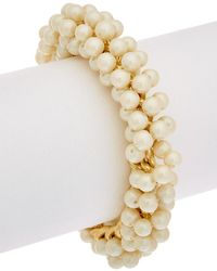 Carolee - Union Square 12k Toggle Bracelet - Lyst