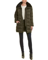 Barbour - Darcy Quilted Coat - Lyst