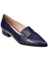 39331a1deea Cole Haan - Marlee Leather Skimmer Loafer - Lyst