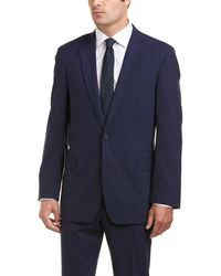 Brooks Brothers - 2pc Regent Fit Wool Suit - Lyst