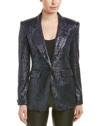 Rachel Zoe - Sequined Jacket - Lyst