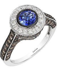 Le Vian - ® Chocolatier® 14k 1.71 Ct. Tw. Diamond & Tanzanite Ring - Lyst