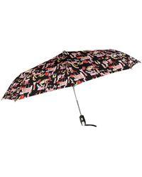 Leighton - Manhattan Auto Open/close Umbrella - Lyst