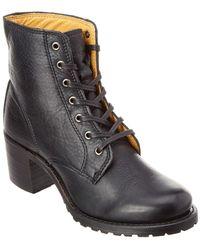 Frye - Sabrina 6g Leather Bootie - Lyst