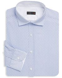 Corneliani - Long Sleeve Dress Shirt - Lyst