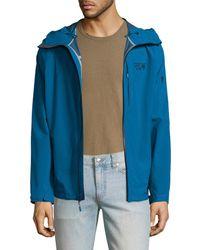 Mountain Hardwear - Stretchozonic Nylon Jacket - Lyst