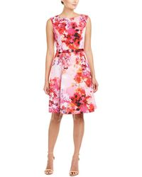 Adrianna Papell - A-line Dress - Lyst