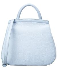 Steven Alan - Leather Mini Convertible Backpack - Lyst