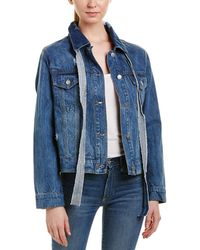 English Factory - Denim Jacket - Lyst