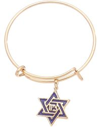 ALEX AND ANI - Precious 2013 14k Plated Ring - Lyst