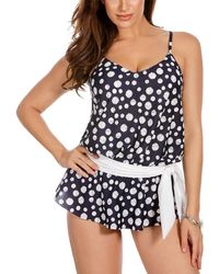 Miraclesuit - Whimsy Tankini Top - Lyst