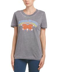 David Lerner - Graphic T-shirt - Lyst