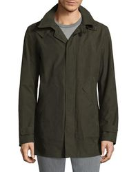 Brooks Brothers - Out Hooded Preston-blend Jacket - Lyst